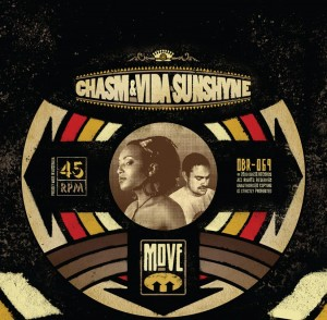 Chasm & Vida-Sunshyne - Move