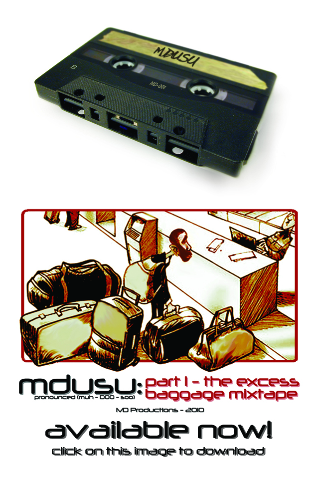 mdusu - The Excess Baggage Mixtape