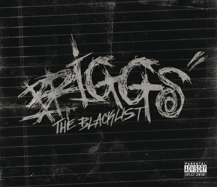 Briggs - The Blacklist (cover)